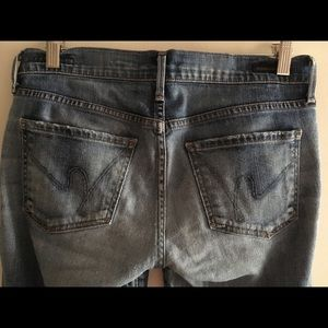 Citizens of Humanity Jeans dita petite bootcut leg